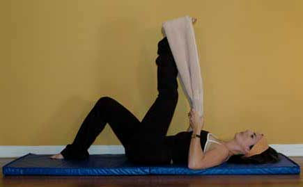 Back Stretches Hamstring Stretches