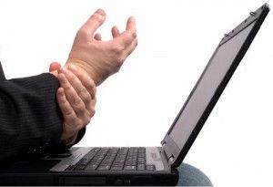 Top 5 ways to avoid wrist pain at work