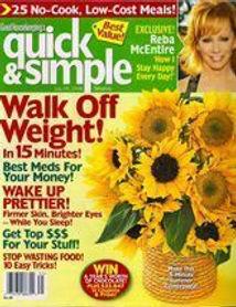 Quick Simple Magazine