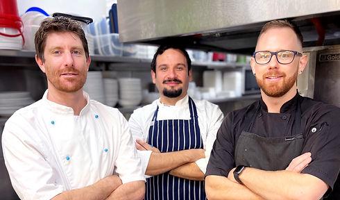 Food services team