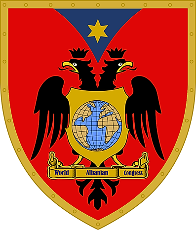 World Albanian Congress.png