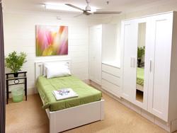 Spacious Single Rooms