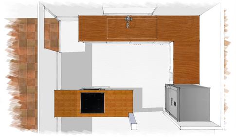Plans aménagement de cuisine