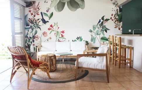 Rénovation, décoration et aménagement d'une villa