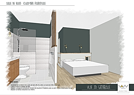 Formule book déco vandesign Décoration d'intérieur Martinique professionel ou particuliers.  plans 2D 3D liste shopping.