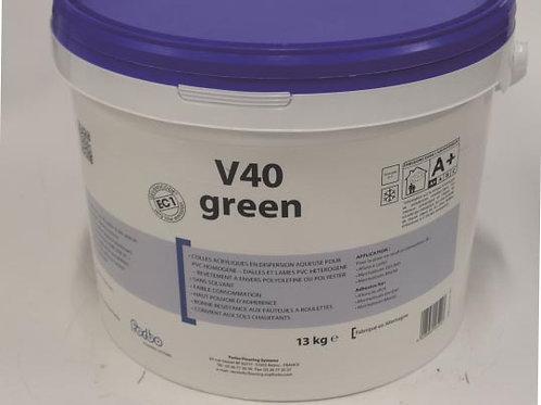 Adhesivo para FORBO v40 Green x13 kg