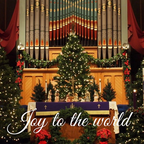 PDF... Joy to the world / Rejoice Greatly