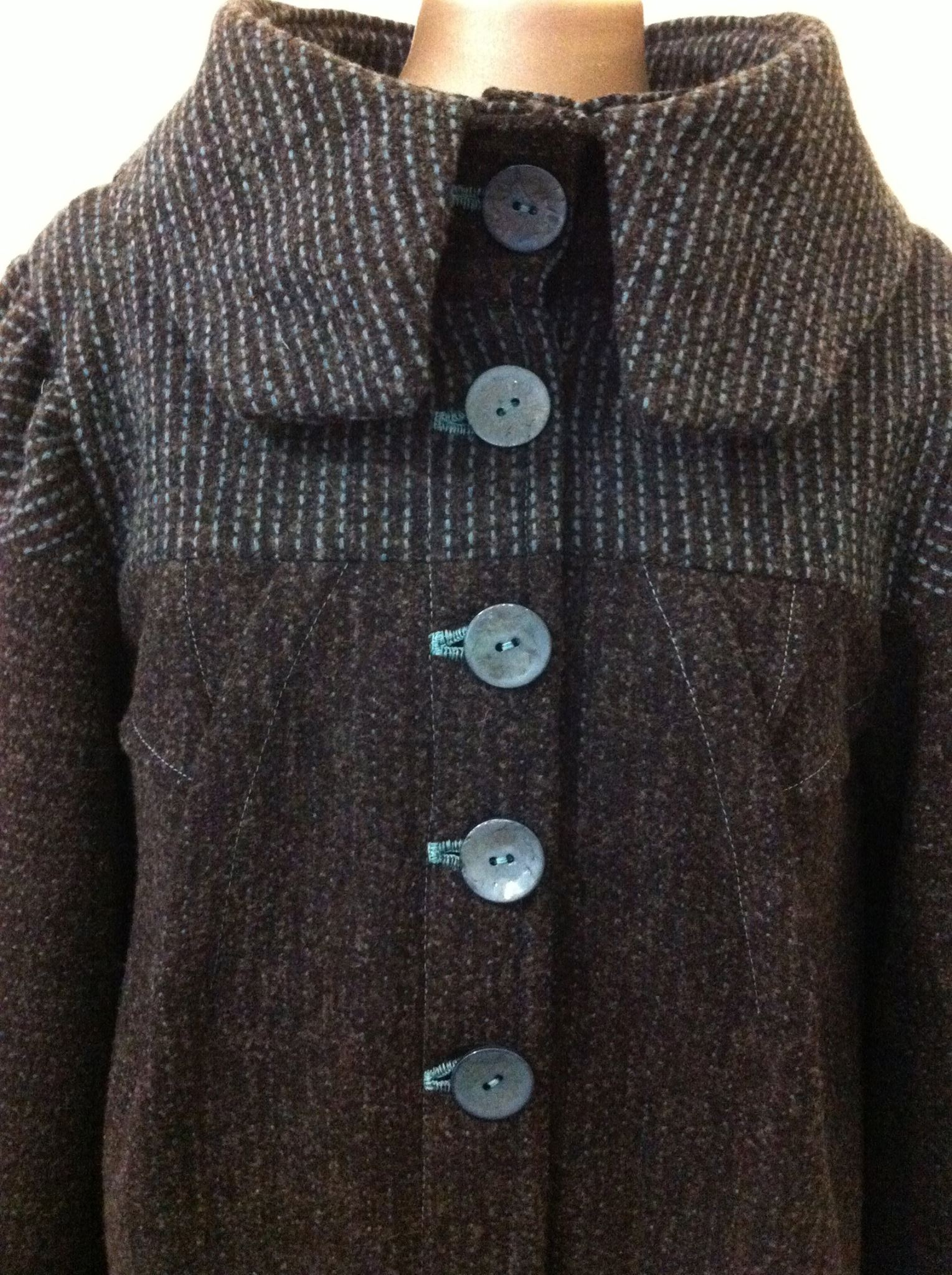 Bespoke winter coat