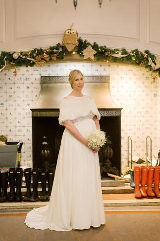 Bride mummy to be