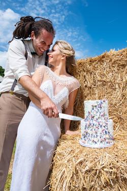 fest wedding dress