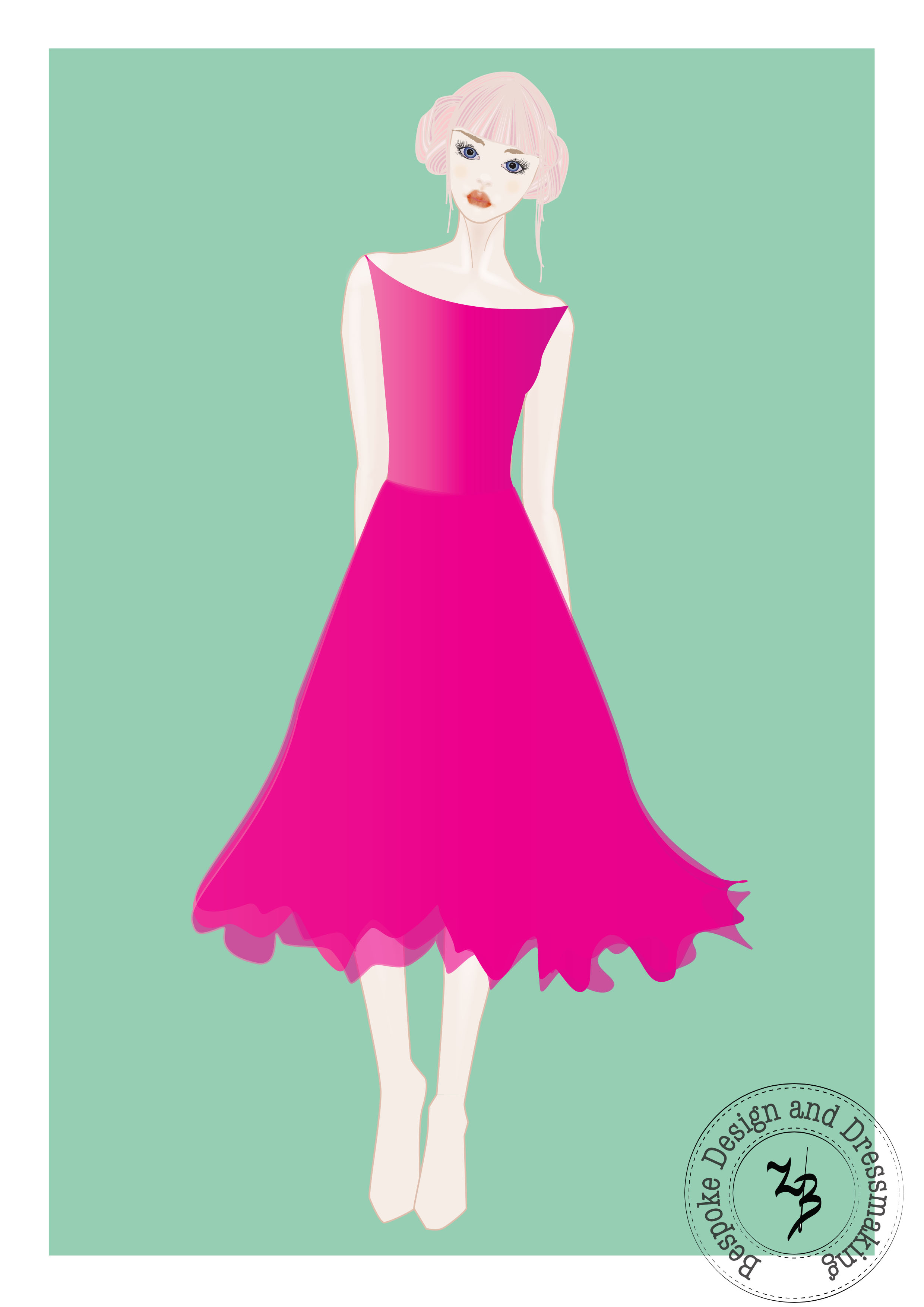 web dress occasion