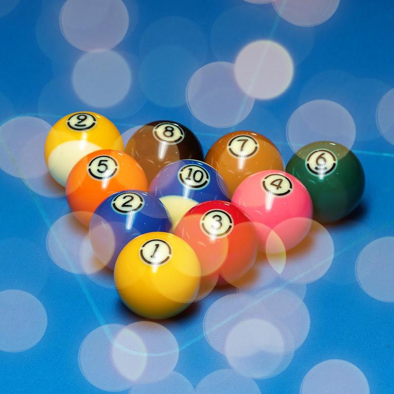 10 Ball Turnier