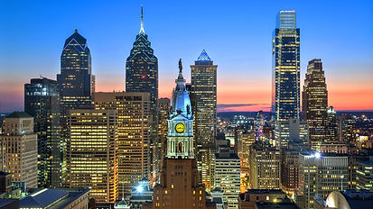 Philadelphia-Skyline-sunset-R-Kennedy-22