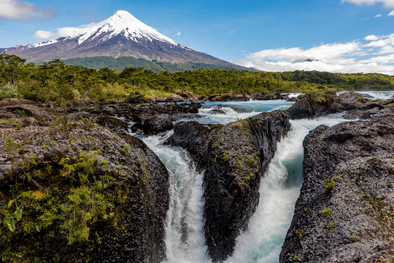 Vulkan Calbuco (Chile)
