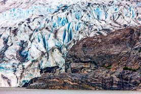 Juneau Gletscher (Alaska)