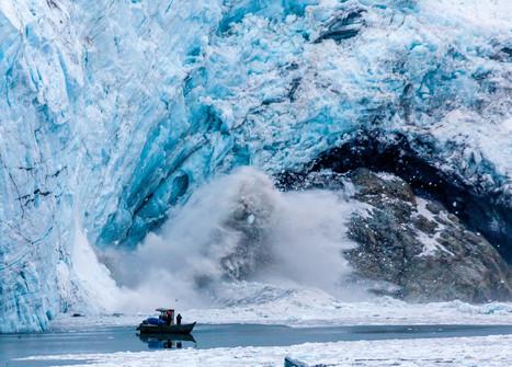 Hubbard Gletscher (Alaska Insight Passage)