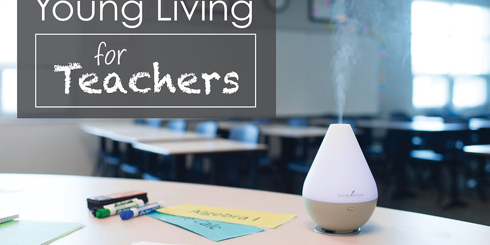 Young Living for Teachers