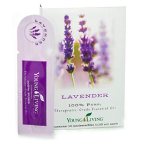 Lavender Essential Oil Sample