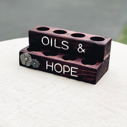 Oils & Hope Oil Block