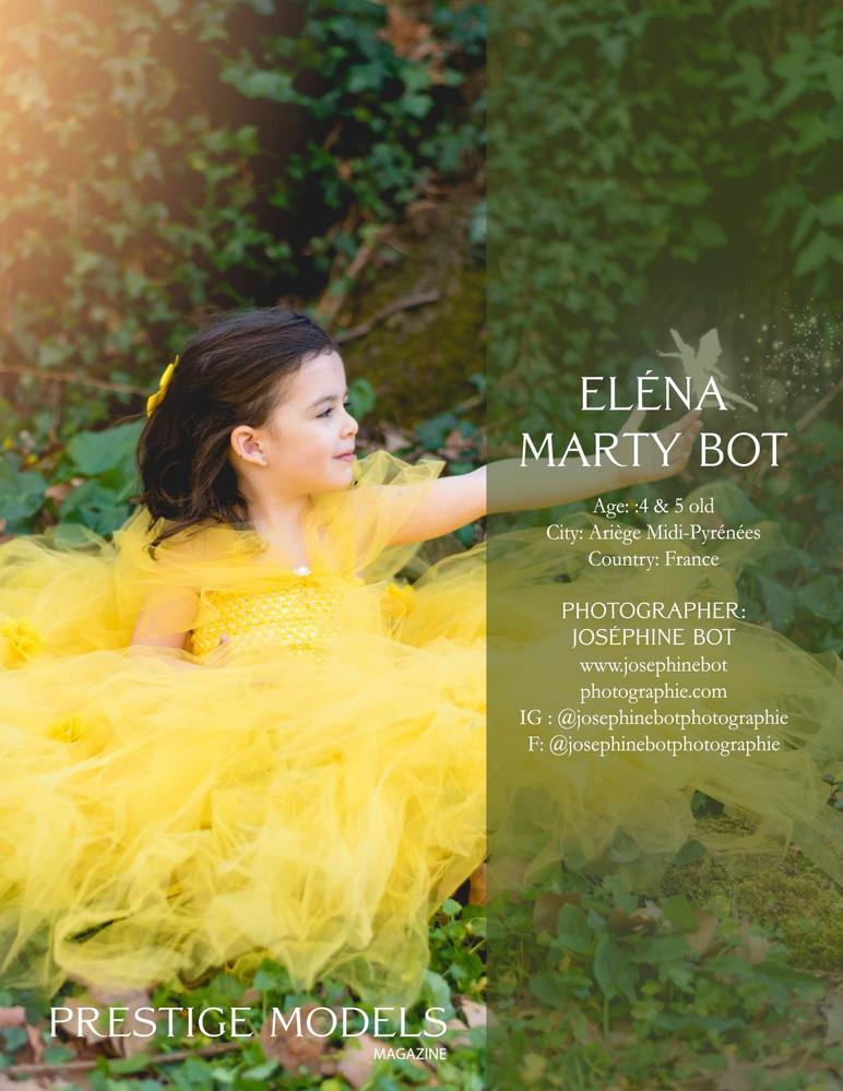Prestige Model Eléna MARTY BOT