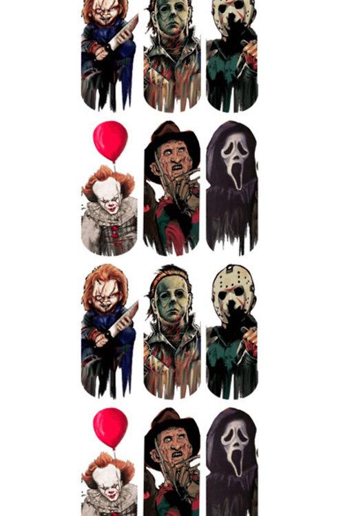 Classic Horror Killers
