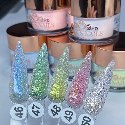 Magic Glitter Collection (1 oz ea.)