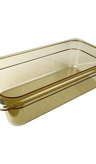 """Hot Hold® High Temperature Food Pan - No Handles (4"""")"""
