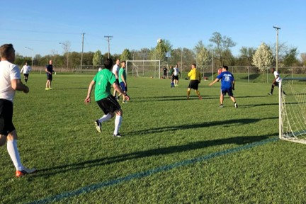 2020 Monday and Wednesday 6v6 Soccer Game Pass - Non-Member 20 Games