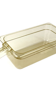 """Hot Hold® High Temperature Food Pan with Handle (4"""")"""