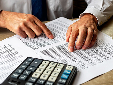 Pay attention to your financial records