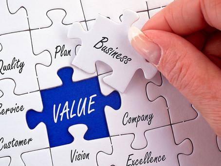 Positioning your business within a value network