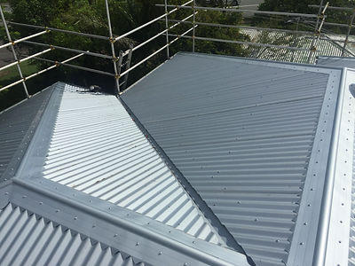 Metal Re-roof