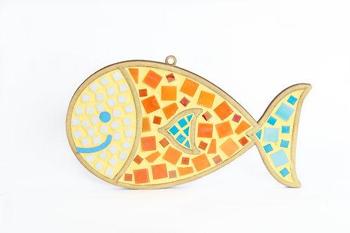 Kit Mosaico - Peixe