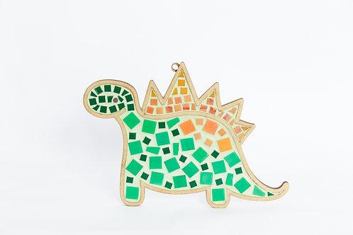 Kit Mosaico - Dinossauro