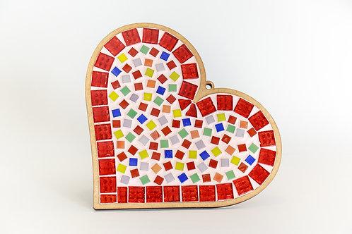 Kit Mosaico - Coração