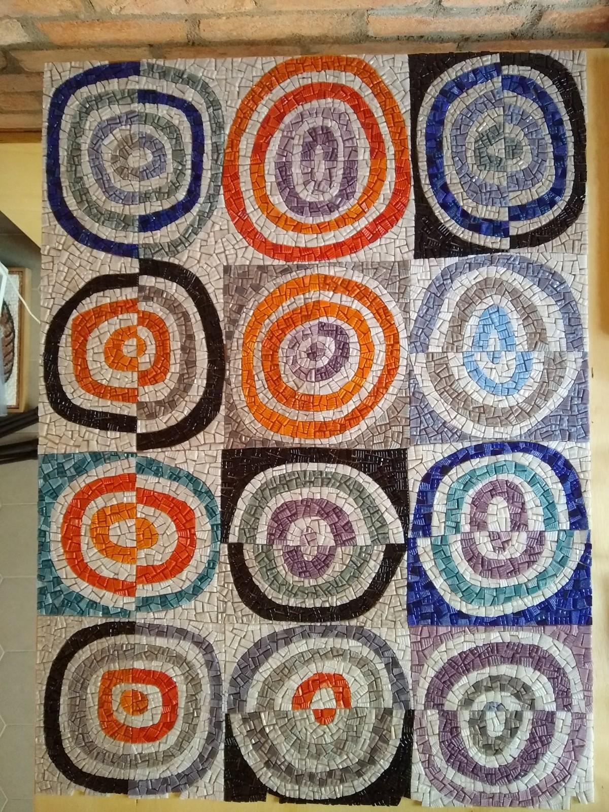 Painel de Mosaico