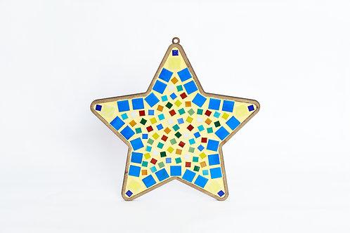 Kit Mosaico - Estrela
