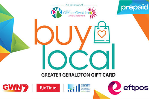 Geraldton Gift Card