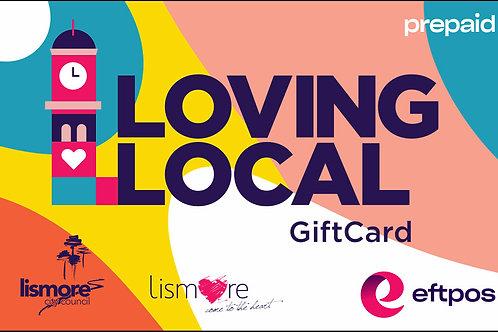Lismore Gift Card