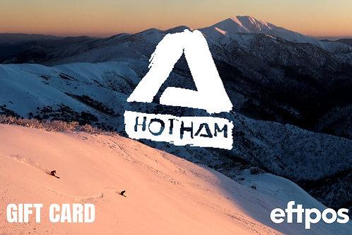 Mt Hotham Gift Card