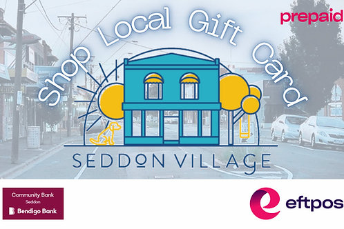 Seddon Village Gift Card