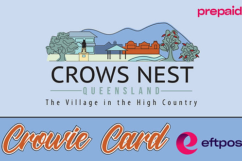 Crows Nest Gift Card