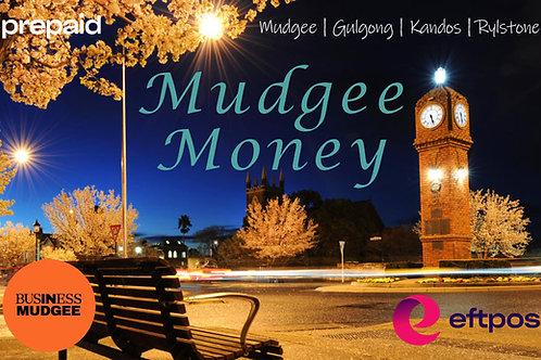 Mudgee Money Gift Card