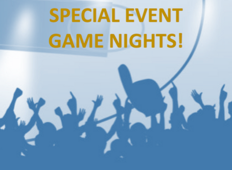 Home Game Special Event Schedule