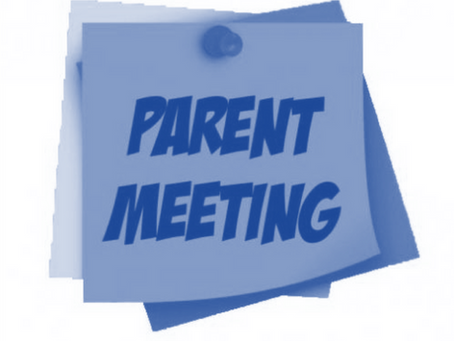 Parent Mtg Fundraising INFO and Links!