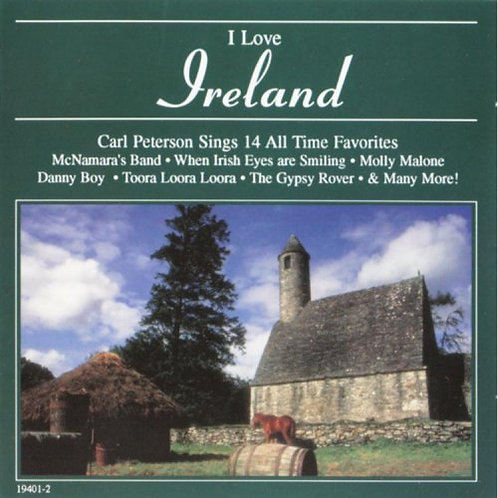 I Love Ireland CD