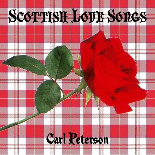 Scottish Love Songs CD