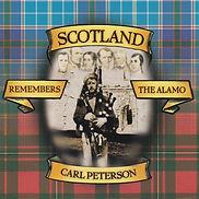 Scotland Remembers the Alamo