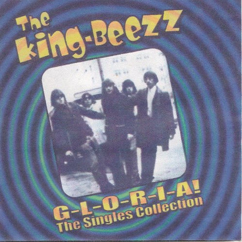 The King-Beezz CD