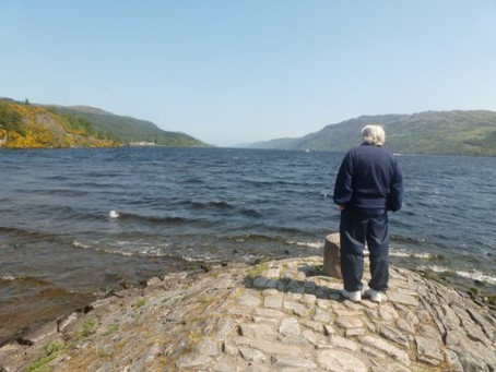 Featured Song: Bonnie Banks of Loch Lomond